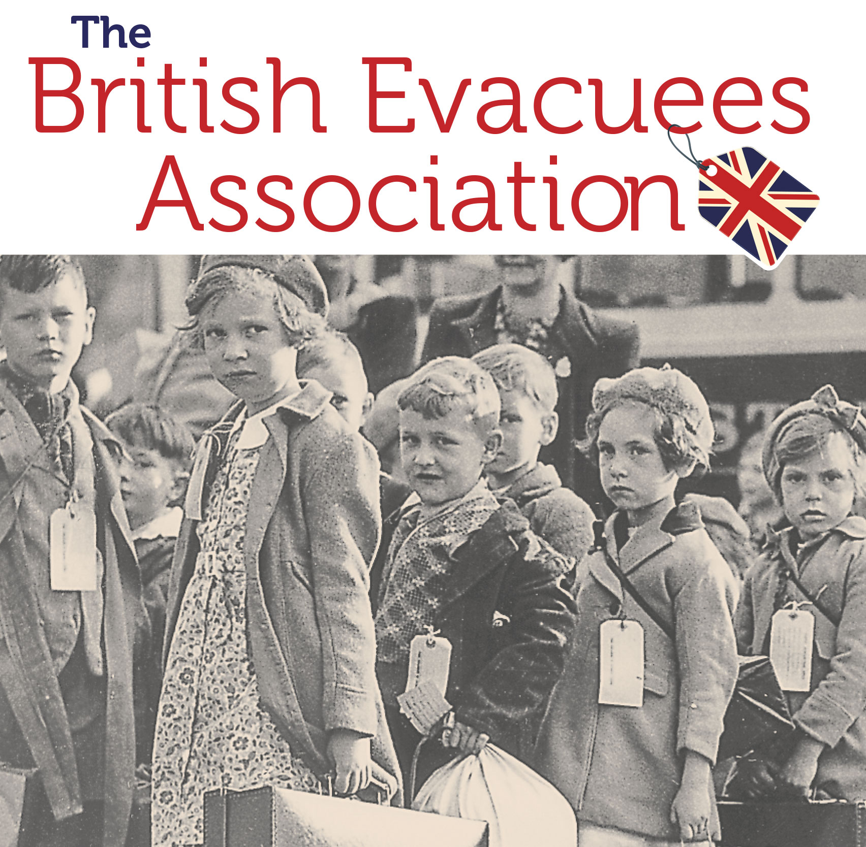 The British Evacuee Association, a non profit registered charity for the evacuated children during the second world war