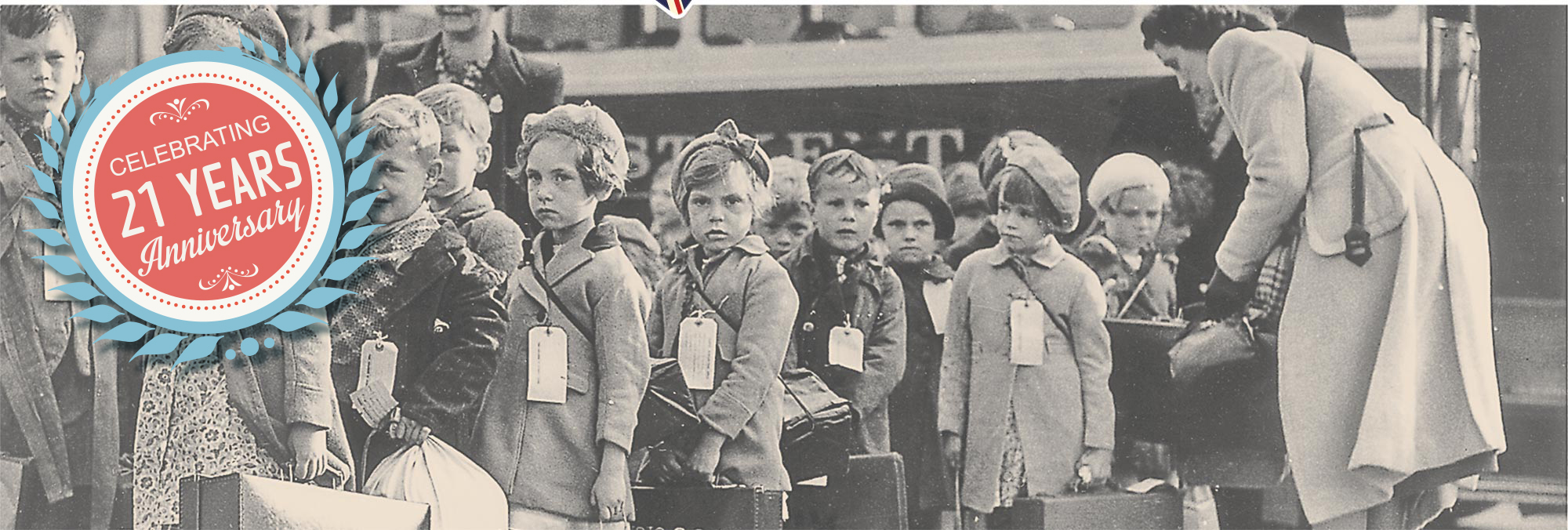 the great evacuation of children during the second world war, ww2
