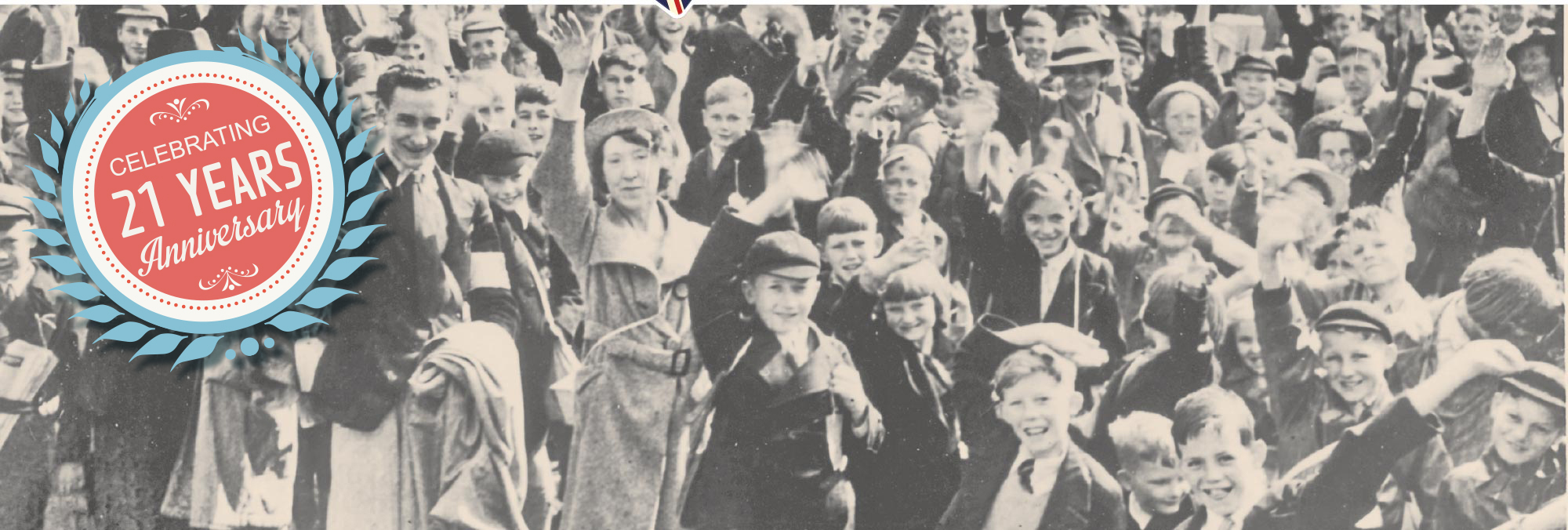 join the British Evacuees Association and be part of a worldwide group dedicated to preserving the story of the Great Evacuation for future generations